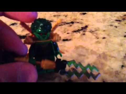 Lego Ninjago:NRG Lloyd - YouTube