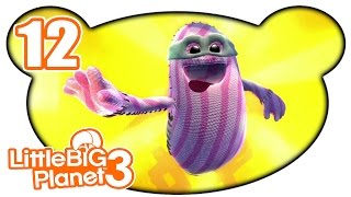 Little Big Planet 3 #12 - Da ist Toggle! (Let
