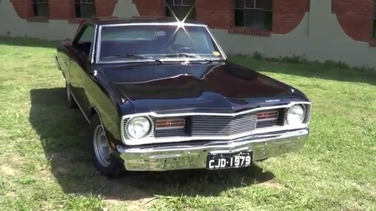 Dodge Dart Coupé 1979 preto onyx - YouTube