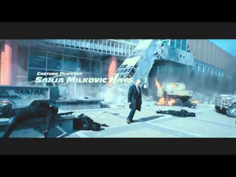 [Soundtrack] Fast and Furious 7 - Payback (with original Jason Statham movie szene)