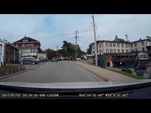 Gananoque, Ontario, Canada 2017