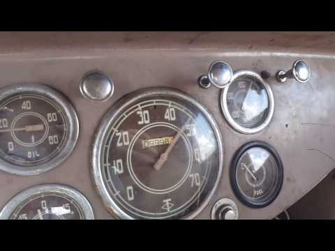 10,000 original miles 1947 Diamond T 306