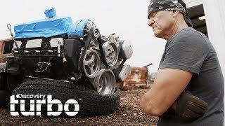 Contratiempos en el taller   Máquinas Renovadas   Discovery Turbo