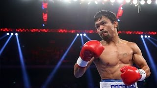 Manny Pacquiao: I Can Fight Mayweather Again Next Year