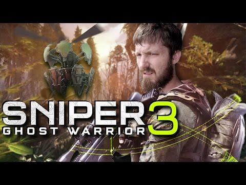SLOW-MOTION SHOTS   Sniper Ghost Warrior 3