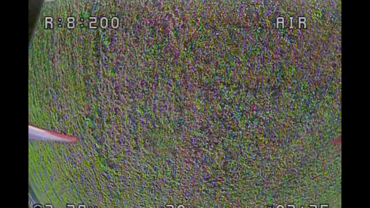 "First Test with 5"" FPV Quad - RAW DVR фото"