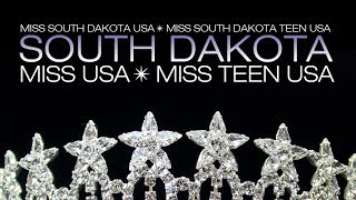 Crowning of Miss South Dakota USA 2018