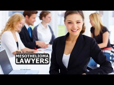 Mesothelioma Lawyer Directory Youtube