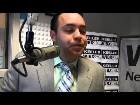 Joe Marino on WIBX First News with Keeler in the Morning 05222014