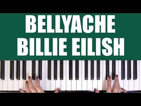 HOW TO PLAY: BELLYACHE - BILLIE EILISH