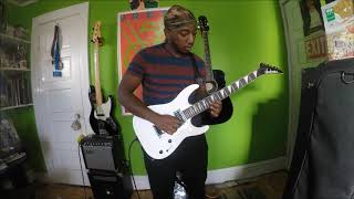 """In this video, I play White Stripes Classic """"Seven Nation Army"""" on my Jackson Guitar. Like Comment and Subscribe for more. Instagram: Kyites Cash App: ..."""