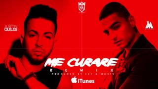 Justin Quiles ft. Maluma - Me Curare (Remix) [Official Audio]