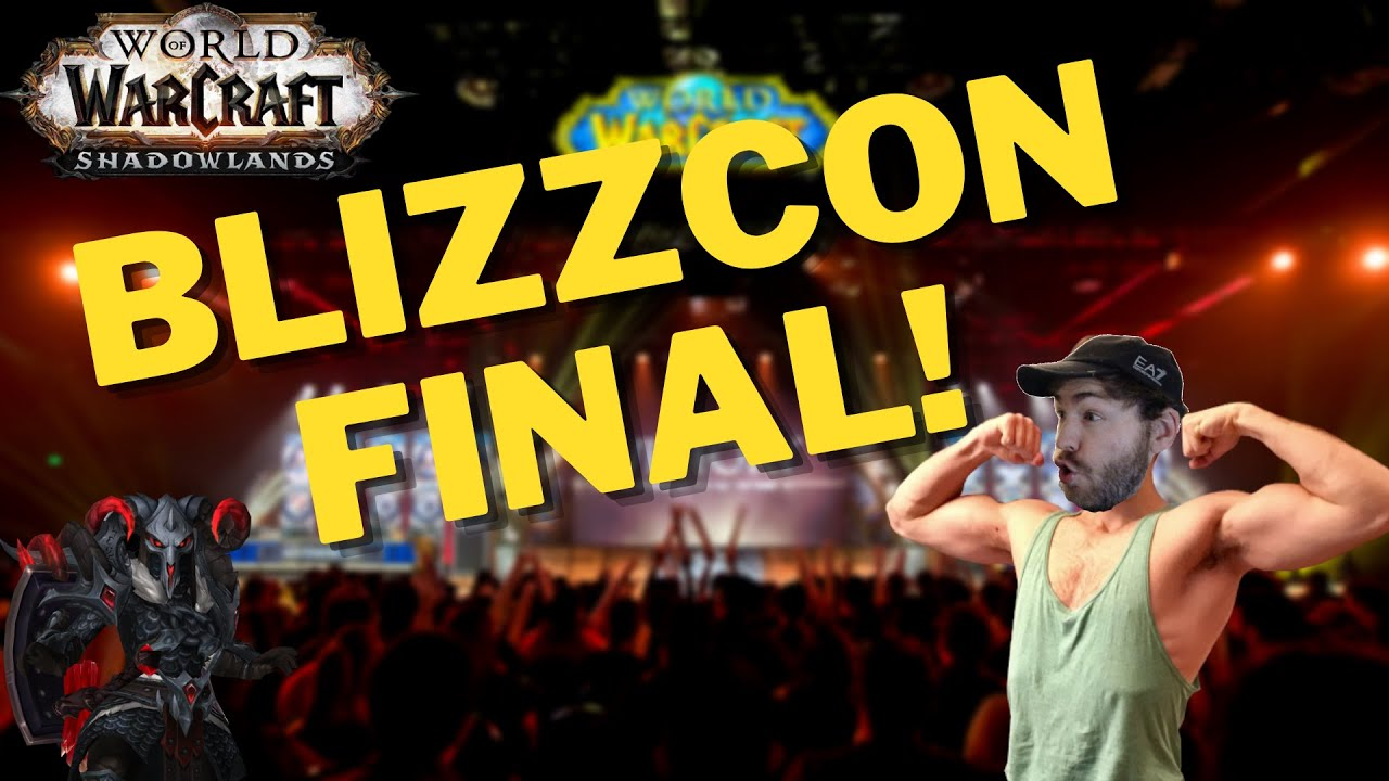 EVERY GAME IS A BLIZZCON FINAL! Elemental Shaman 3v3 Arena Shadowlands PvP 9.1