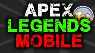 APEX LEGENDS Mobile 😲 How to Play Apex Legends on Android and iOS 👑 Apex Legends APK