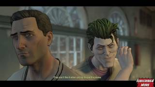 Batman Telltale Ep 4 All Cutscenes Game Movie
