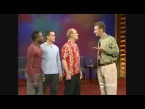 Whose Line Is It Anyway (US) - Hollywood Director.