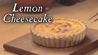 Cooking Historical Lemon Cheesecake - 18th Century Recipe S3E6