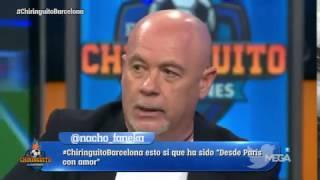 """Alfredo Duro: """"¿El Barça? ¡4-0 y AL CARRER!"""""""