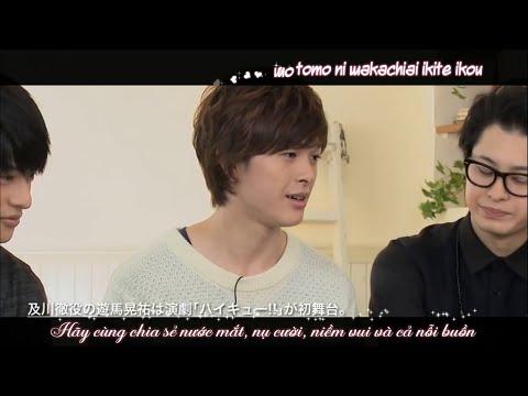 [VIETSUB][FMV] Ai uta - GReeeeN and whiteeeen - Asuma Kousuke Fanmade video