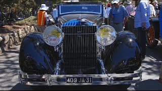 1932 Isotta Fraschini: Best of Show at 65th Pebble Beach Concours d'Elegance  - Pebble Beach Week