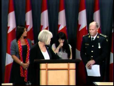 Part 1 | National Press Conference Bill C-310 Receives Royal Assent | Ottawa