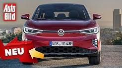 VW ID-Timeline (2020): neu - Vorschau - Elektro