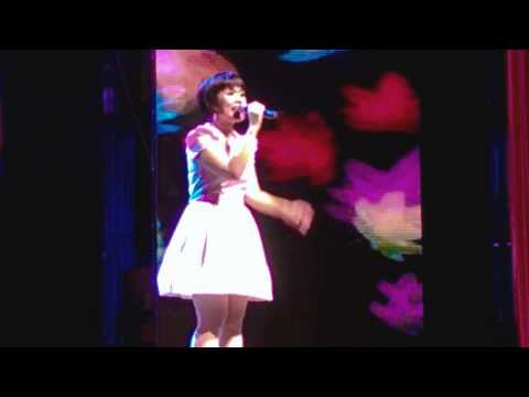 FM Indie - Chen Huisi Cong Xin Chu Fa Towards The End of her Concert 2013