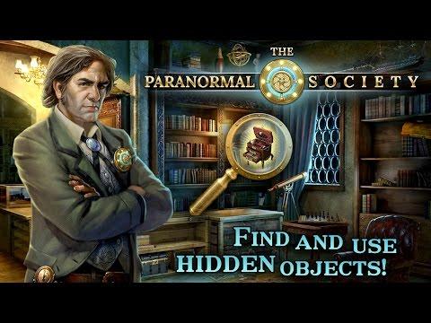 The Paranormal Society™: Hidden Adventure for iPad