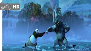 Kung Fu panda 3 (2016) - Skadooshing The Spirit Warrior Scene Tamil 8 | Movieclips Tamil