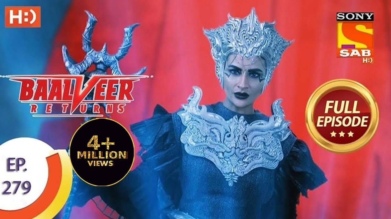 Download Baalveer Returns - Ep 279 - Full Episode - 15th January, 2021