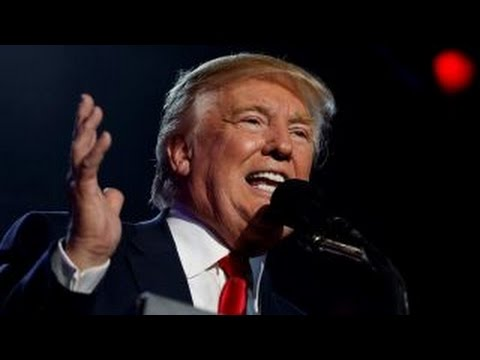 Donald Trump slams media for 'rigged' election