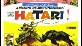 """Hatari!"" (Howard Hawks, 1962) -- OST by Henry Mancini"
