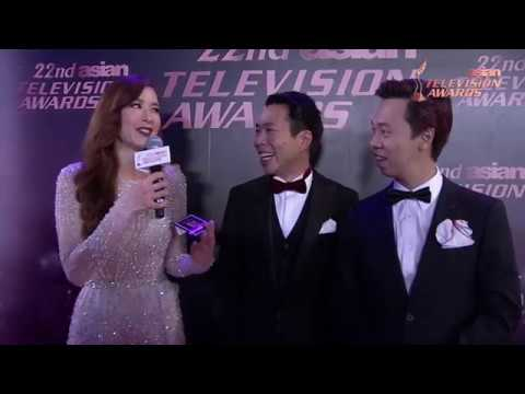 22nd Asian Television Awards Red Carpet