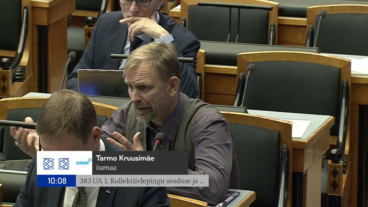 Download Riigikogu istung, 19.10.2021