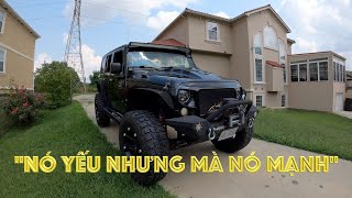 Review Xe Tập 19: Anh Mễ Cắt Cỏ Review Xe Jeep