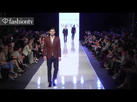 Monika Mronska For Norman Fall 2013 Show | FashionPhilosophy Fashion Week Poland | FashionTV