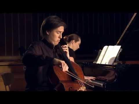 Alexey Stadler, cello, Karina Sposobina, piano - S. Rachmaninov, Vocalise, op. 34, № 14