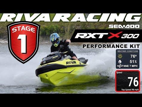 RIVA Sea-Doo RXT-X/GTX LTD 300 2018+ Stage...