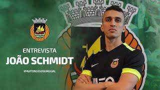 Bem-vindo João Schmidt