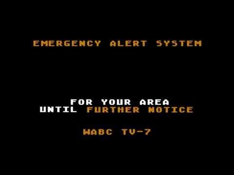 Eas Emergency Action Notification Nuclear Crisis Senario