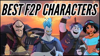 Top 15 BEST Fŗee to Play Characters in Disney Sorcerer's Arena