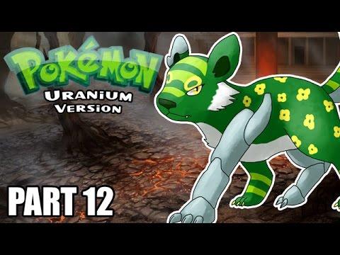 Let's Play Pokémon Uranium Deutsch #12 - Nuclear verseuchte Pokémon