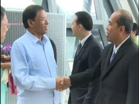 President Sirisena in Thailand to attend Asia Corporation Dialogue