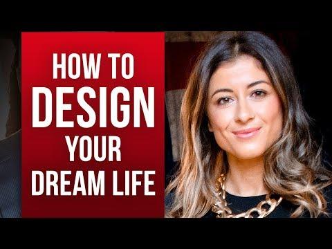 MIMI IKONN - LIFESTYLE ENTREPRENEUR - How To Design & Manifest Your Dream Life - Part 1/2   LR