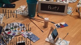 Mini Painting Challenge | Megansaurr