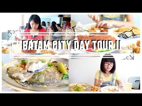 ✈ City Day Tour (Batam, Indonesia) PART 2