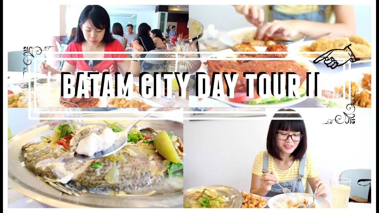 ✈ City Day Tour (Batam, Indonesia) PART 2