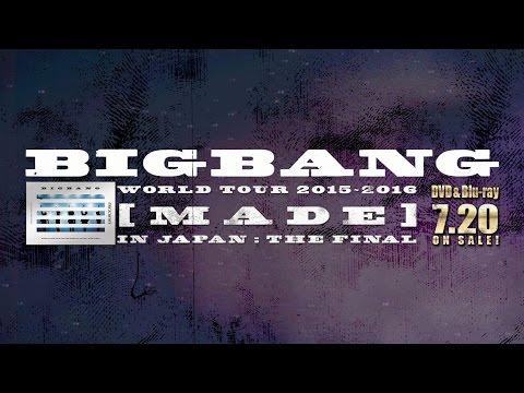 BIGBANG - IF YOU (WORLD TOUR 2015� [MADE] IN JAPAN : THE FINAL)