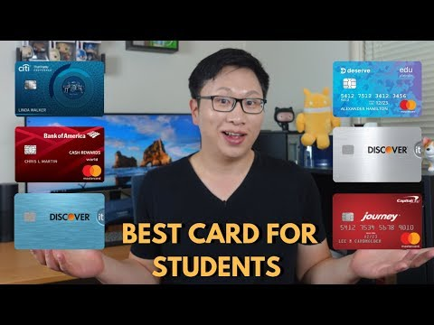 Student Credit Cards: Perks, Rewards, & Paths (2018)