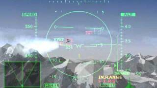Ace Combat 2 Playthrough part 1